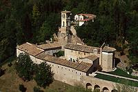 Italien, Umbrien, Abbazia Sant'Eutizio bei Preci