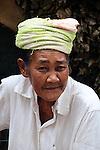 Woman at the market, Negara, Bali