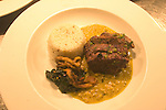 Meat and Rice, Cinnamon Club Restaurant, Belgrovia, London, Great Britain, Europe