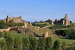 Italien, Latium, Tuscania: Kirchen San Pietro und Santa Maria Maggiore | Italy, Lazio, Tuscania: churches San Pietro und Santa Maria Maggiore
