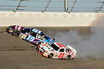 Feb 7, 2009; 4:50:51 PM; Daytona Beach, FL, USA; ARCA Remax Series Event 1 for the Lucas Oil Slick Mist 200 at Daytona International Speedway.  Mandatory Credit: (thesportswire.net)