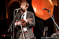 Andrew Bird Gezelligheid @ Fourth Presbyterian Church