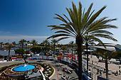 2017 Verizon IndyCar Series<br /> Toyota Grand Prix of Long Beach<br /> Streets of Long Beach, CA USA<br /> Sunday 9 April 2017<br /> Sebastien Bourdais<br /> World Copyright: Jake Galstad/LAT Images