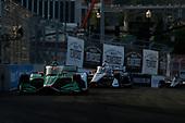 #29: James Hinchcliffe, Andretti Steinbrenner Autosport Honda  #2: Josef Newgarden, Team Penske Chevrolet