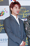 Jun-Su (JYJ), Oct 29, 2015 : K-Pop boys group JYJ attend the 2015 Korean Popular Culture & Arts Awards held at National Theater in Seoul, South Korea on October 29, 2015. (Photo by Pasya/AFLO)