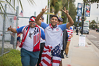 Orlando, FL - Friday Oct. 06, 2017: Fan Shot during a 2018 FIFA World Cup Qualifier between the men's national teams of the United States (USA) and Panama (PAN) at Orlando City Stadium.