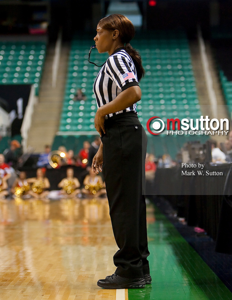 Referees of the 2011 ACC Womens Basketball Tournament