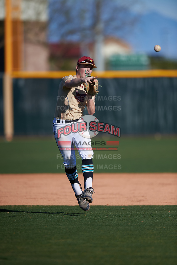 Lane Neill during the Under Armour All-America Tournament powered by Baseball Factory on January 19, 2020 at Sloan Park in Mesa, Arizona.  (Zachary Lucy/Four Seam Images)Under Armour All-America Tournament powered by Baseball Factory on January 19, 2020 at Sloan Park in Mesa, Arizona.  (Zachary Lucy/Four Seam Images)