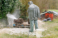 Frédéric Vincent, sculpteur-fondeur au Claud de Gigondie