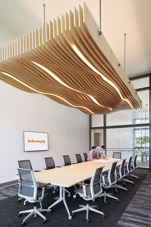 Kokosing Headquarters Expansion | Acock Associates Architects