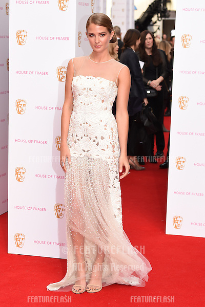 Millie Mackintosh<br /> arrives for the 2015 BAFTA TV Awards at the Theatre Royal, Drury Lane, London. 10/05/2015 Picture by: Steve Vas / Featureflash
