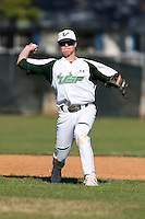 February 28, 2010:  Shortstop Jonathan (Jon) Koscso of the South Florida University Bulls during the Big East/Big 10 Challenge at Raymond Naimoli Complex in St. Petersburg, FL.  Photo By Mike Janes/Four Seam Images
