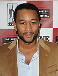 John Legend at the Los Angeles Film Festival Screening of Waiting for Superman held at Regal Cinemas L.A. Live Stadium 14 in Los Angeles, California on June 21,2010                                                                               © 2010 Debbie VanStory / Hollywood Press Agency