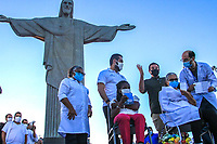 18/01/2021 - INICIO DA VACINAÇÃO NO RIO DE JANEIRO