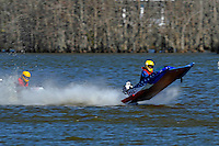 Frame 7: 1-US goes for a wild ride.   (outboard hydroplane)