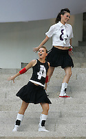 World Cup dancers.  Italy defeated France on penalty kicks after leaving the score tied, 1-1, in regulation time in the FIFA World Cup final match at Olympic Stadium in Berlin, Germany, July 9, 2006.