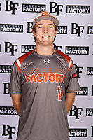 Tim Wynia (11) of Liberty High School in Plano, Texas during the Baseball Factory All-America Pre-Season Tournament, powered by Under Armour, on January 12, 2018 at Sloan Park Complex in Mesa, Arizona.  (Mike Janes/Four Seam Images)
