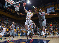 CAL Men's Basketball vs. Washington State, January 18, 2014