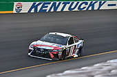 Monster Energy NASCAR Cup Series<br /> Quaker State 400<br /> Kentucky Speedway, Sparta, KY USA<br /> Saturday 8 July 2017<br /> Kyle Busch, Joe Gibbs Racing, Snickers Toyota Camry<br /> World Copyright: Logan Whitton<br /> LAT Images