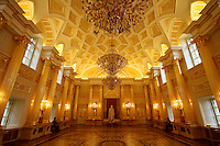 Tsaritsino Palace on the outskirts of Moscow, Russia