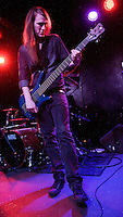Bad Touch live at Glasgow Garage on 14th November 2014<br /> supporting Tyketto