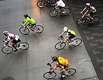 Cyclists ride in the annual Tour de Houston bike ride downtown Sunday  March 16, 2014.(Dave Rossman photo)