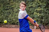 Hilversum, Netherlands, August 8, 2018, National Junior Championships, NJK, Guy den Ouden (NED)<br /> Photo: Tennisimages/Henk Koster