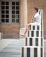 Stripes in Paris