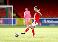 10th October 2020; The County Ground, Swindon, Wiltshire, England; English Football League One; Swindon Town versus AFC Wimbledon; Mathieu Baudry of Swindon Town