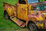 Rusted Studebaker Truck