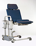 KCI medical device for lifting and moving patients.