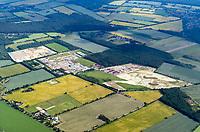 Buhck in Wiershop: EUROPA, DEUTSCHLAND, SCHLESWIG- HOLSTEIN,WIERSHOP (GERMANY), 17.06.2020: In Wiershop bei Geesthacht sind auf mehr als 70 Hektar eine Sortier- und Recyclinganlagen, Kiesgruben und Deponien der Firma Buhck.