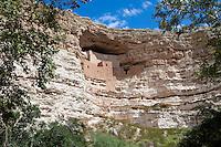 Montezuma Castle, Sinaguan 14th C, Arizona