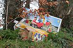 Rubbish Dumped 4/1/13