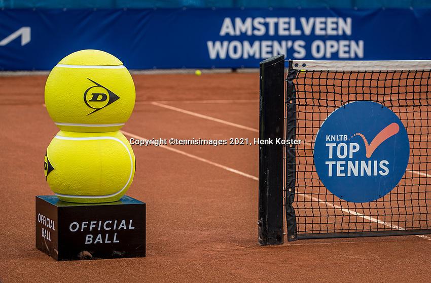 Amstelveen, Netherlands, 5  Juli, 2021, National Tennis Center, NTC, Amstelveen Womans Open, <br /> <br /> Photo: Henk Koster/tennisimages.com