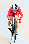Xu Chao of the team of China competes in Men's Team Sprint - Qualifying match as part of the 2017 UCI Track Cycling World Championships on 12 April 2017, in Hong Kong Velodrome, Hong Kong, China. Photo by Victor Fraile / Power Sport Images