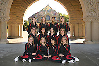 1 October 2007: Team photo top row (l to r): Sara Lowe, Erin Bell, Gayle Lee, Allison Coates. Second row: Poppy Carlig, Debbie Chen, Courtenay Stewart, and Taylor Durand. Bottom row: Michelle Moore, Corinne Smith, Christy Park, and Melissa Knight.
