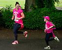 Race For Life 2016 : Callendar Park..... Emma and Niamh McGurk (9) from Grangemouth