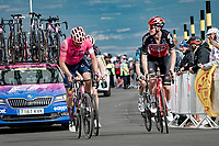 Harry Sweeny (AUS/Lotto Soudal) up the Mont Ventoux<br /> <br /> Stage 11 from Sorgues to Malaucène (199km) running twice over the infamous Mont Ventoux<br /> 108th Tour de France 2021 (2.UWT)<br /> <br /> ©kramon