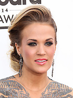 LAS VEGAS, NV, USA - MAY 18: Carrie Underwood at the Billboard Music Awards 2014 held at the MGM Grand Garden Arena on May 18, 2014 in Las Vegas, Nevada, United States. (Photo by Xavier Collin/Celebrity Monitor)