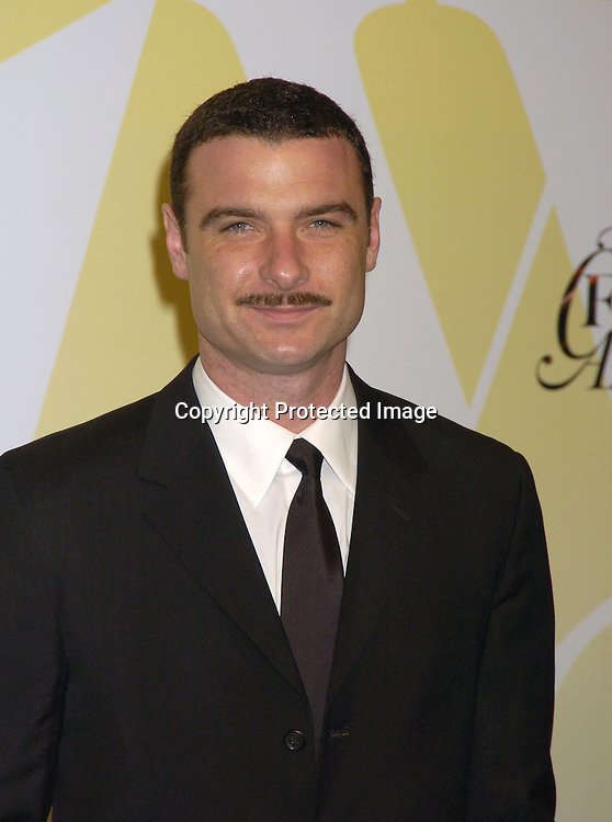 Liev Schreiber ..at the 2005 CFDA Fashion Awards on June 6, 2005 at ..the New York Public Library. ..Photo by Robin Platzer, Twin Images