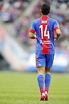 Yoshinori Muto (FC Tokyo), MARCH 13, 2015 - Football /Soccer : 2015 J1 League match between FC Tokyo 0-0 Yokohama F Marinos at Ajiniomoto Stadium in Tokyo, Japan. (Photo by Yusuke Nakanishi/AFLO SPORT) [1090]