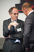 Edward Lucas, Economist International Editor.  Disruptive Technology Financial Services conference, Level39, Canary Wharf, London.