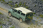 Austria, Boesenstein Offroad Classic, Hohentauern, Steiermark, 25-26.06.2005. Thomas Bauer, Series 3 109 Station Wagon LWB 4cyl Petrol, KR527AN. --- No releases available. Automotive trademarks are the property of the trademark holder, authorization may be needed for some uses.