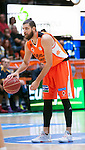 Valencia BC's  Antonie Diot  during ACB match. November 29, 2015. (ALTERPHOTOS/Javier Comos)