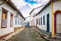 Tiradentes (MG) 04/04/20 Cidade de São João Del Rei ,  a 200 km de Belo Horizonte,  é fechada ao turismo com decreto municipal em prevenção ao Corona Virus neste sabado (04)