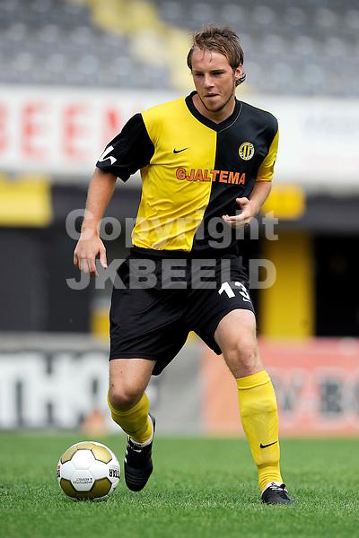 voetbal bv veendam  seizoen 2010-2011 13-07-2010  maikel hoormann.