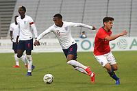Chile Under-21 vs England Under-20 07-06-19