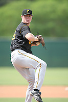August 15, 2008: Tyler Cox (26) of the GCL Pirates. Photo by: Chris Proctor/Four Seam Images