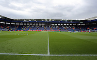 Pictured: Interior view of the stadium Saturday 27 August 2016<br />